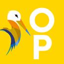 Ooievaarspas logo
