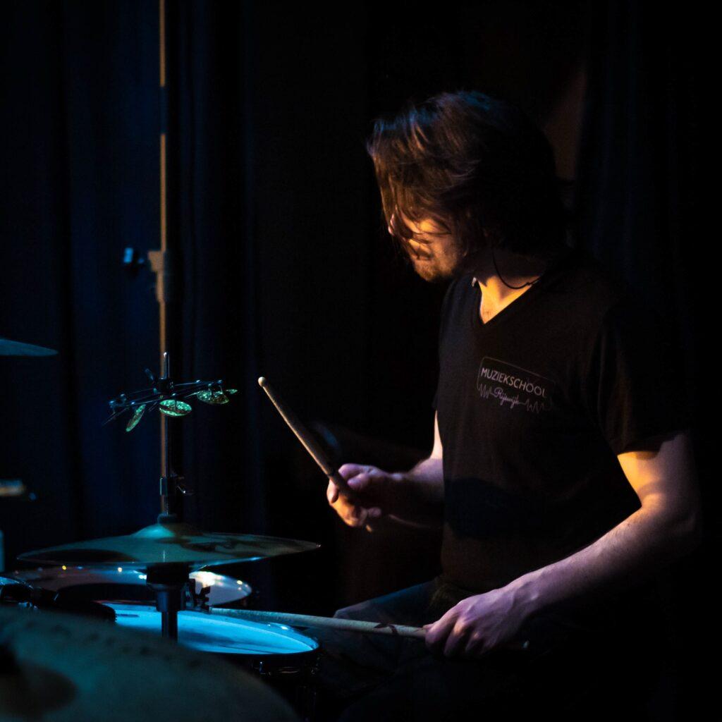 Drumdocent Gabriël
