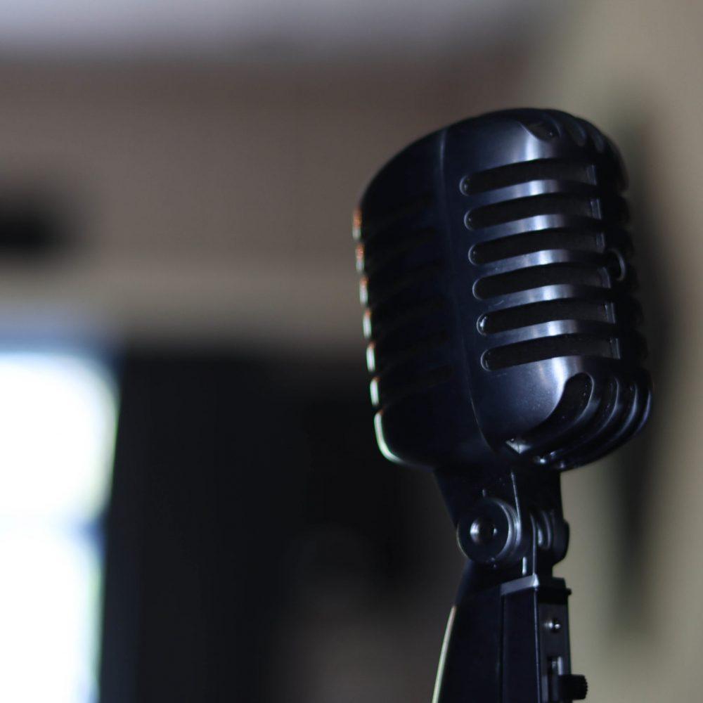 Zangles microfoon